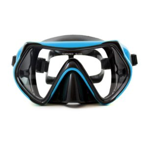 Taucherbrille Dive Under vor weissem Hintergrund