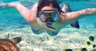 Taucherbrille Dive Under im Unterwasser Test