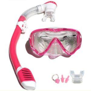 VILISUN Taucherbrille mit Schnorchel